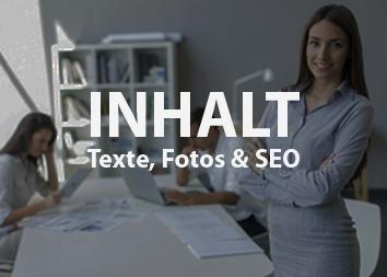 Erfolgreich im Netz gefunden werden mit Suchmaschinenoptimierung, hervorragenden Texten und perfekten Fotos